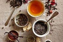 TEA / Tea and accessories, tea ceremony, types of tea, time for tea...
