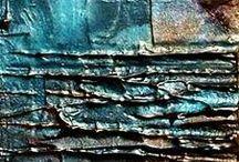 structural paint texture