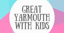 Great Yarmouth with kids