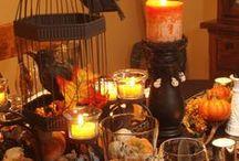 Halloween Decorating ideas / by Niurka Alfaro
