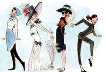 *Audrey H* / Audrey Hepburn  / by *vivi*event*designs*