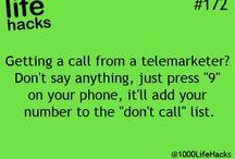 Clever random tips