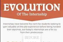 UW-Whitewater Infographics / I love a good infographic! Excellent career tips in visual format.