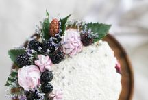 GÂTEAU DES MARIÉS // WEDDING CAKE / Inspirations gâteau de Mariage http://www.leblogdemadamec.fr