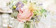 PASTEL / Inspirations mariage pastel http://www.leblogdemadamec.fr
