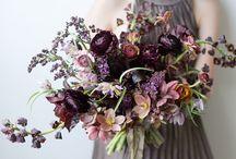 VIOLET // PURPLE / Inspirations mariage en violet http://www.leblogdemadamec.fr