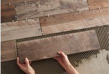 Inspiring Tile / Find inspiring tile options and helpful How-To's  for your next home improvement or renovation project.