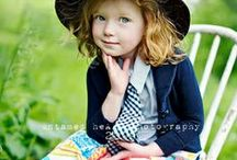 Children's Style / Maybe my favorite board. Pinterest helped me discover something new about myself...If I were 15 years younger I'd dream of designing children's clothes! / by Lisa Halstead