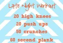 Work Outs / by Illinois Campus Recreation