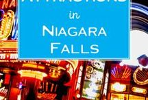 Attractions in Niagara Falls / Attractions in Niagara Falls, Rides, Games, Things to do in Niagara Falls for Fun, Entertainment, Night Life, Fun Activities.