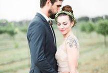 VERT // GREEN / Inspirations mariage en vert http://www.leblogdemadamec.fr