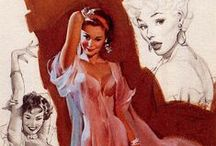 Pin Up Art ♥