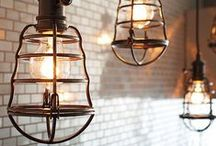 Lighting & Fans / Light up your space with cool designs and new ideas in lighting and fans / by The Home Depot