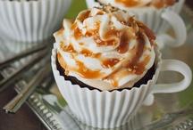 Desserts: Cookies, Cupcakes, Brownies