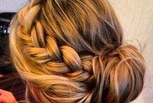 Polished Hair / by Stephanie Hjulet