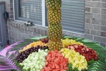 Theme Foods & Drinks: Luau