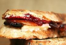 Sandwiches, Paninis, Pitas, Calzones