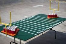 Tailgating Ideas  / Lots of great DIY Projects for tailgating and football parties!