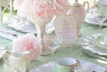 It's Tea Party Time! / Everything tea party / by Catalina
