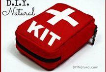 Emergency preparedness / by Desiree Call