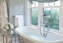 Baths & laundry rooms for me! / by Catalina