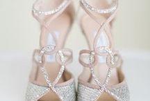 CHAUSSURES DE MARIAGE // WEDDING SHOES / Inspirations Chaussures de Mariage http://www.leblogdemadamec.fr
