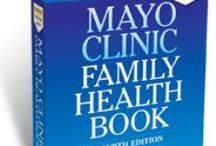 Mayo Clinic Books / Books on health by Mayo Clinic / by Mayo Clinic