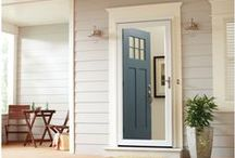 Doors & Windows / Doors and windows that leave a lasting impression, plus accessories that go with them-- barn doors, storm doors, energy-saving windows and more.