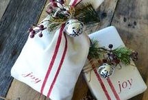 Wrapping  / by Lisa Halstead