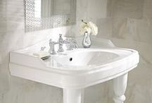 Sinktastic Decor / Sinks don't need to be boring - plus you can accessorize. / by The Home Depot