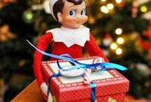 Jingle and Belle (Elf on the Shelf) / Ideas for Jingle and Belle, our Elf on the Shelf visitors each Christmas