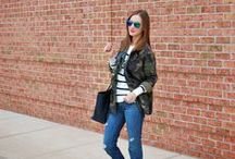 Casually Styled Blog / My looks  / fun, chic, casual looks