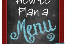 Meal Planning/Couponing / by Angela Collier