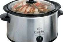 Crock Pot Cooking / by Angela Collier