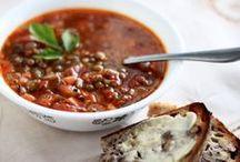 Soup Stuffs / Soups, soups & soups. / by Sydny Koch