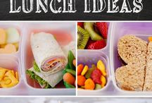 School lunch / by Jessica Ralston