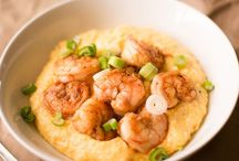 Dinner {Seafood} / by Angela Collier