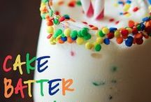 Cake Batter Treats / by Angela Collier