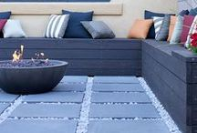 Backyard Ideas / Everything you need to make your backyard, deck, patio or balcony the outdoor space you want it to be.
