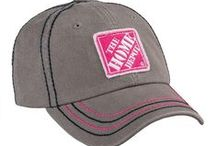 'Home Depot Gear / Official branded merchandise from The Home Depot, now available to the public. T-shirts, hats, coozies... the whole range. If Home Depot is your toy store, this stuff is definitely for you.' from the web at 'https://s-media-cache-ak0.pinimg.com/custom_covers/216x146/230668880853477171_1434746001.jpg'