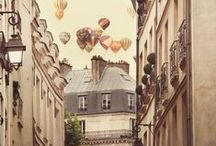 Dreaming of Paris / Paris and all things French / by Catalina