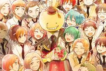 ❤Assassination Classroom❤ / ❤THANK U EVERONE FOR PINNING ON THIS BOARD❤u are all AWESOME!!!!!❤4 RULES:1:NO DRITY STUFF❤2:IF U WANT TO JOIN THIS BOARD JUST FOLLOW IT❤3:U CAN INVITE OTHER PEOPLE TO ❤4:HAVE FUN❤