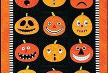Quilten für Halloween