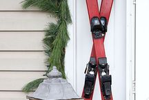Front porch Holidays / Decorating