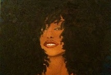 Natural Hair  / Natural Hair ideas! Also pictures of different types of hair that we can do on  Natural Hair  / by Charlye