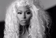 Nicki Minaj / by Amber Whitney