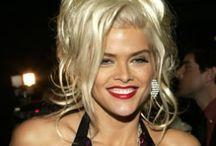 Anna Nicole Smith / Vickie Lynn Marshall 1967-2007  / by Amber Whitney