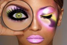 Eye Candy / Amazing Eye Make up  / by Amber Whitney