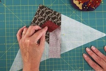 Quilt -  Tips & tricks ✄ / by Erika Stephaich