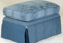 All about Jeans (Interior) ✄ / by Erika Stephaich